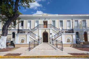 Legislature of US Virgin Islands in Charlotte Amalie