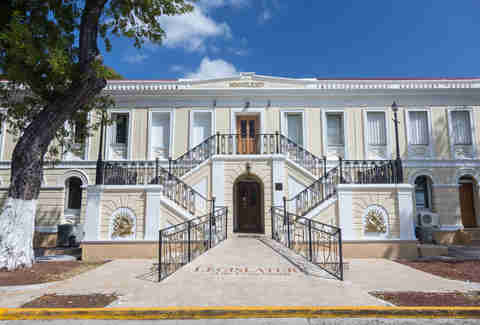 Legislature of US Virgin Islands in Charlotte Amalie