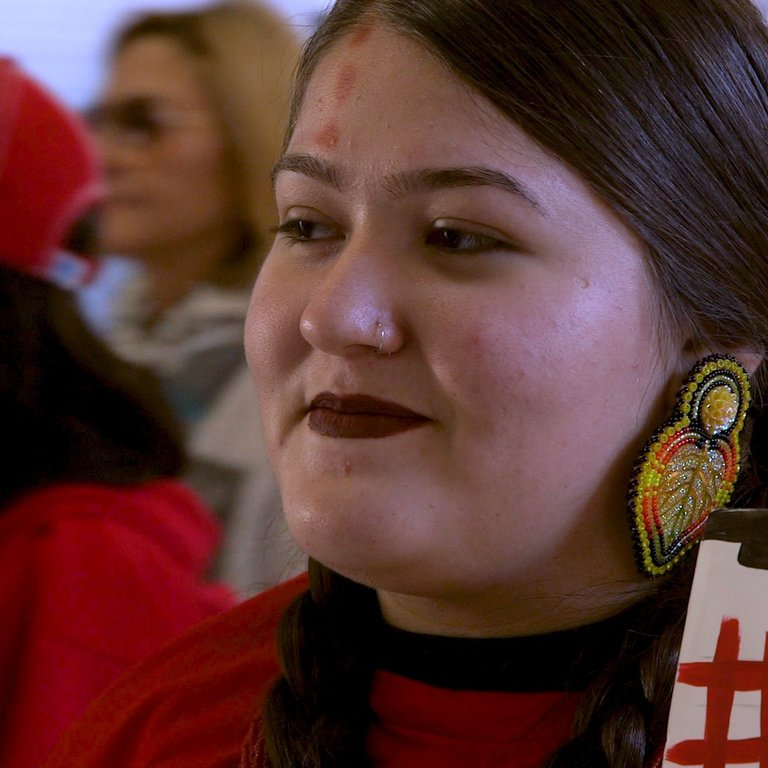 Native American Teenager Is Trying To Save Missing Indigenous Women