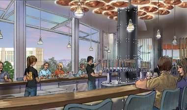 Disneyland brewery Ballast Point