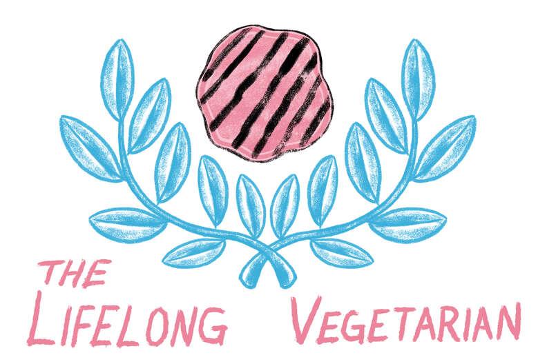 lifelong vegetarian