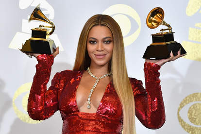 beyonce most grammys ever