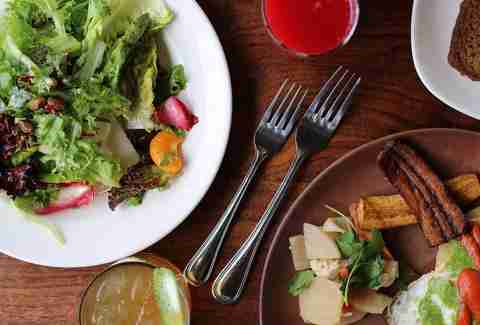 Best places to eat with vegetarian options in san francisco