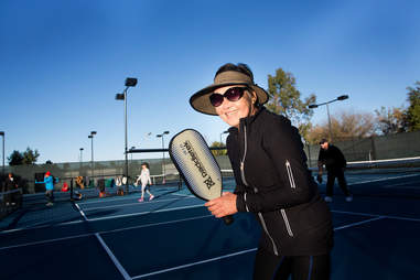 Pickleball at Loma Linda's Drayson Center
