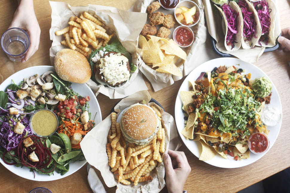 Fast Food Restaurants With Vegetarian Options
