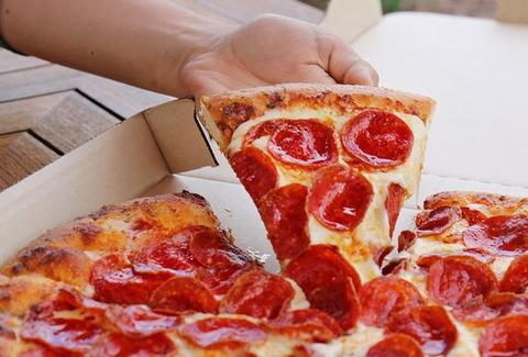 Courtesy Pizza Hut