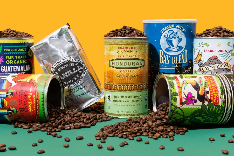 Best Trader Joes Coffee Ranked Thrillist