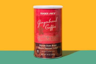 gingerbread coffee