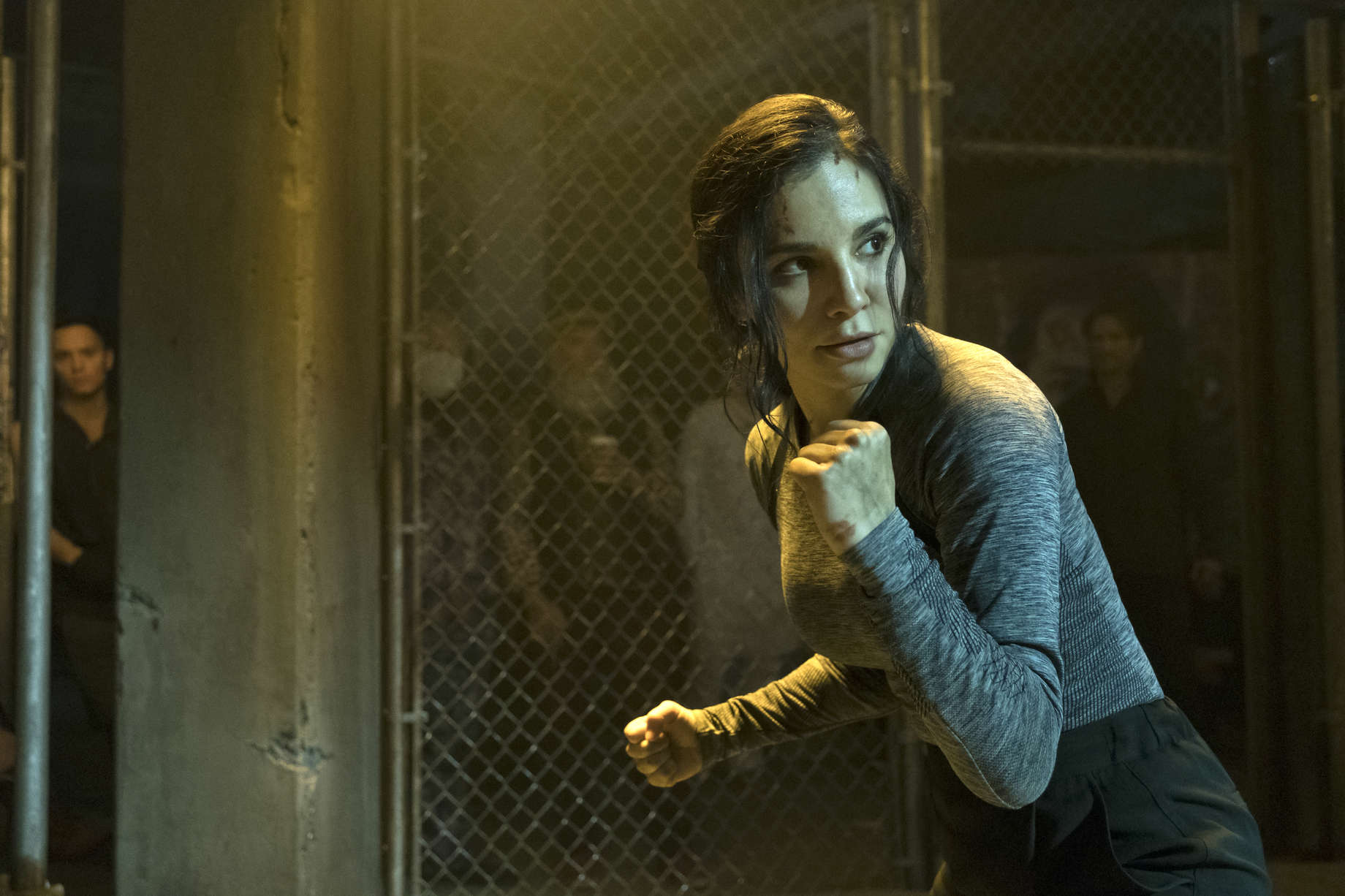 Altered Carbon Kristin netflix's altered carbon cast: meet actress martha higareda