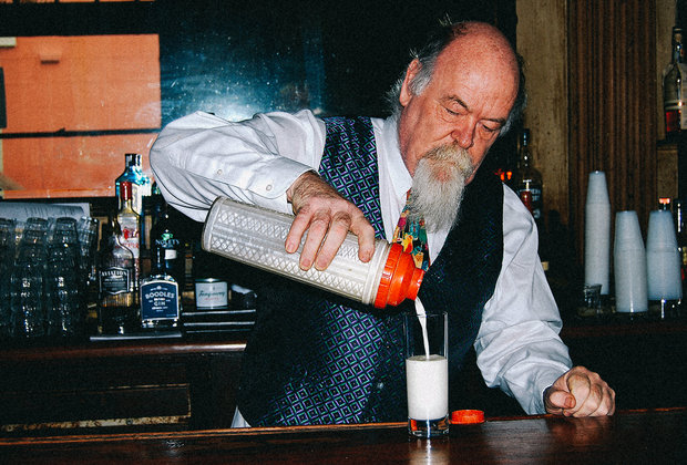 The Glorious History of the Ramos Gin Fizz