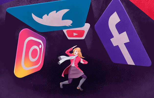 7 Ways to Make Facebook, Instagram & Your Social Media Life Less Stressful