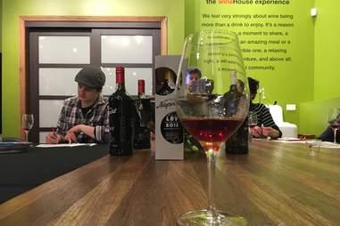 winehouse class