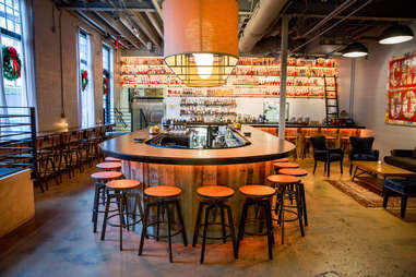 Gertie's Bar at The 404 Kitchen