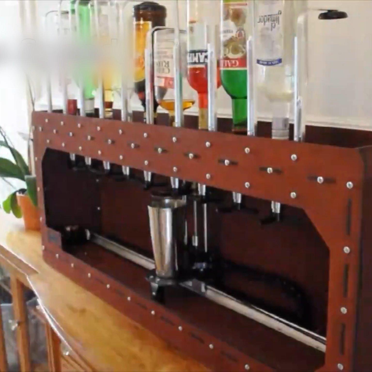 Rose Dynamics Coaster 'Drink Induction Chiller' Keeps Drinks