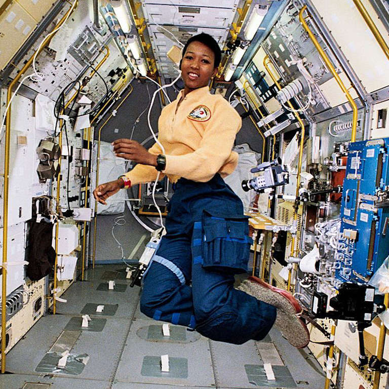 Mae C. Jemison Was The First Black Woman In Space
