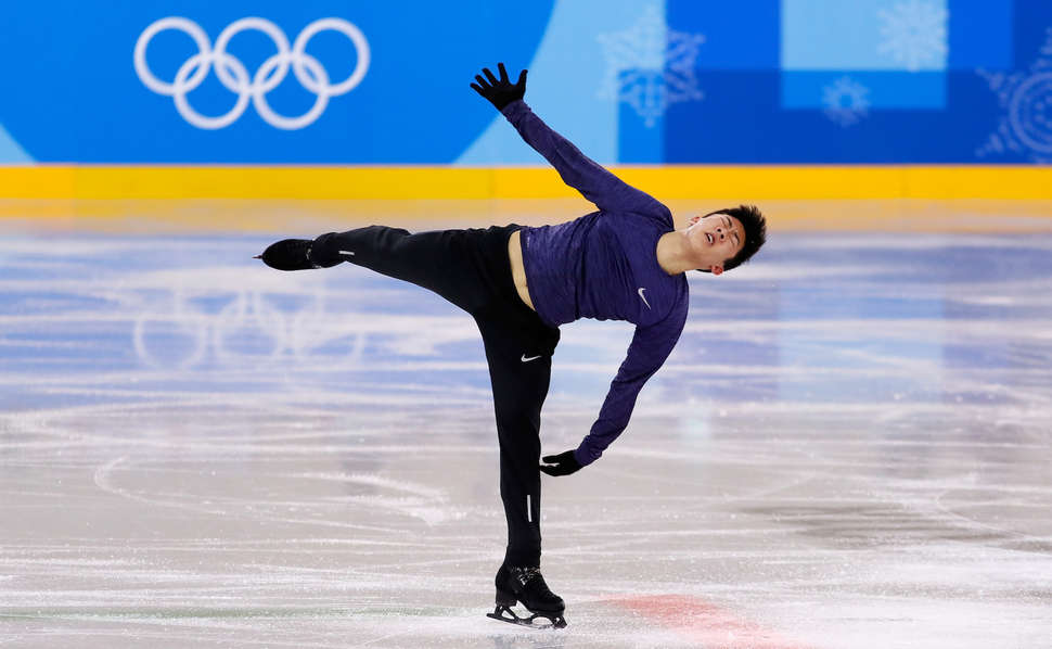 Image result for Olympic ice skating