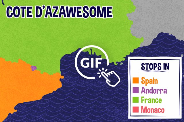 cote d'azawesome