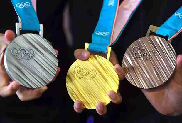 Everything You Need to Know About the 2018 Winter Olympic Medals