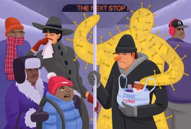 subway flu season
