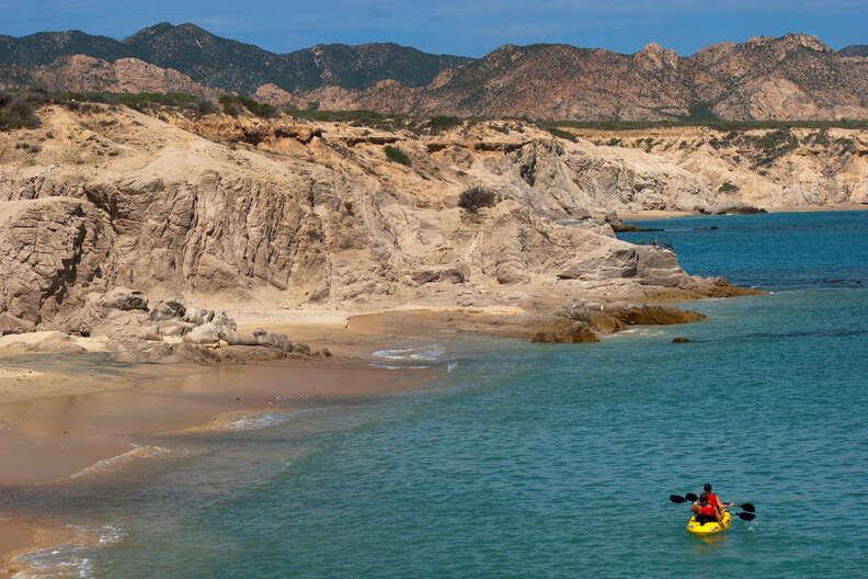 Cabo Pulmo, Baja California, Mexico