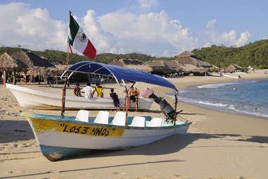 bahía san agustín