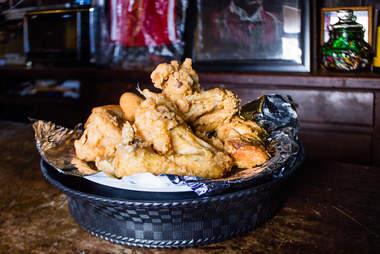 louisville fried chicken