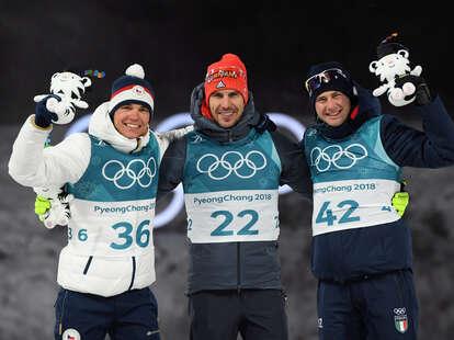 PyeongChang Medals Stuffed Animal
