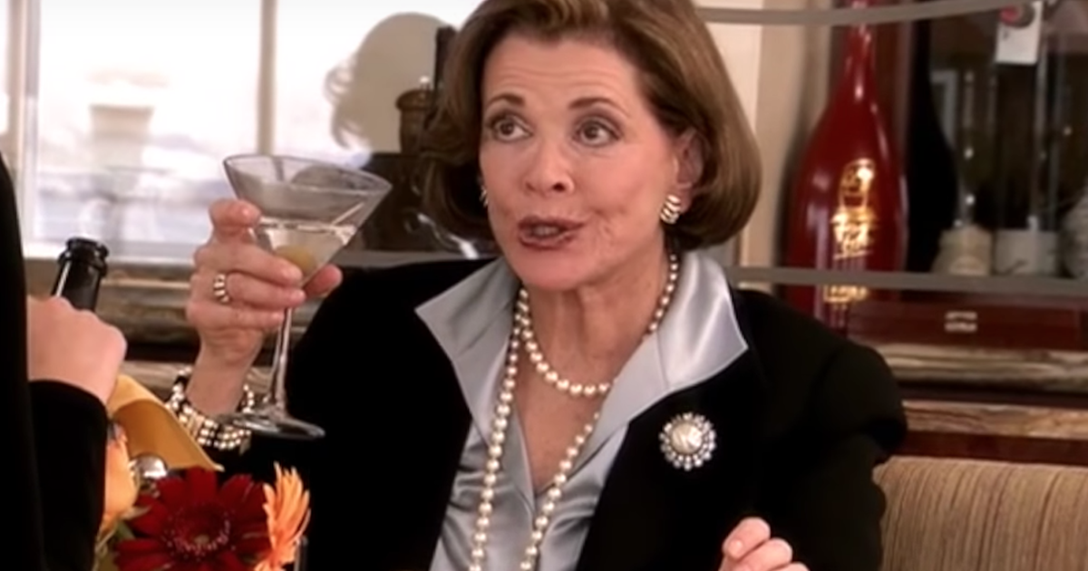 Best Drinking Quotes from Lucille Bluth - Thrillist