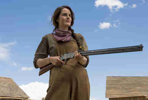 michelle dockery, godless, netflix