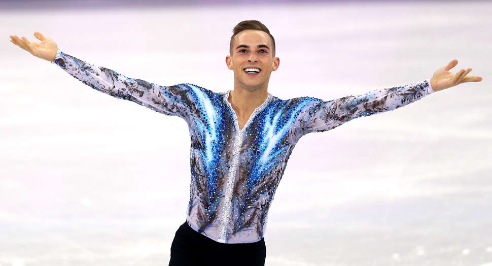Adam Rippons Best Quotes Why America Loves The Olympic Figure