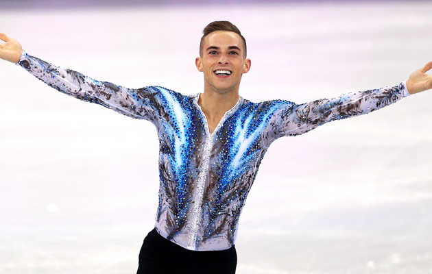 Adam Rippon's Most Hilarious Quotes from the Olympics (So Far)