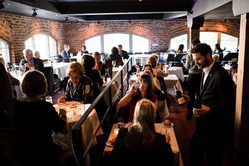 Most Romantic Restaurants In San Francisco Thrillist