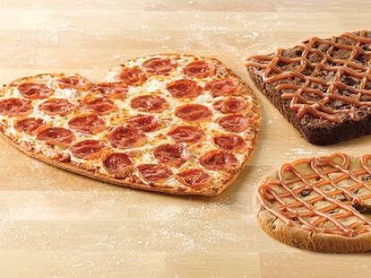 free food Valentine's Day