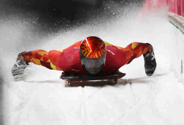 Here's How You Can Tell the Difference Between Luge, Skeleton, and Bobsled