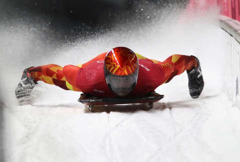 winter olympics 2018 luge vs skeleton vs bobsled. Black Bedroom Furniture Sets. Home Design Ideas
