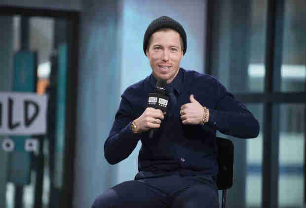 Shaun White Prepped for Gold With a $920 'Flying Tomato' Burger