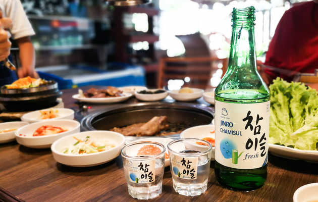 Soju 101: Everything You Need to Know