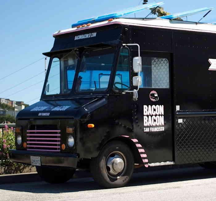 Bacon Bacon Truck - Eat - Thrillist San Francisco