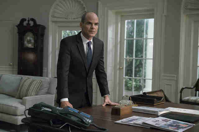 house of cards doug stamper spin off