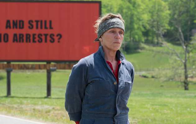 How 'Three Billboards' Became the Most Controversial Movie of Oscar Season