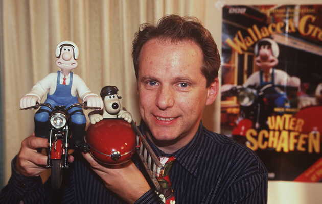The Creator of 'Wallace and Gromit' Will Not Give Up on Clay