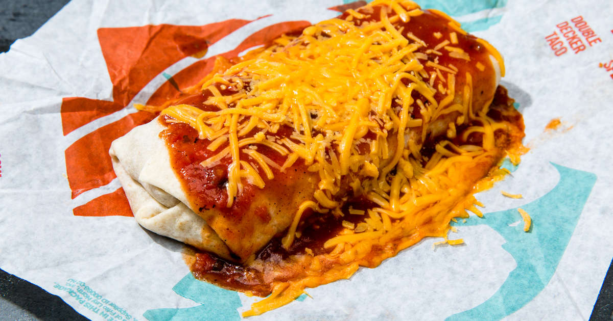 Taco Bell Secret Menu How To Order Discontinued Taco Bell Items Thrillist