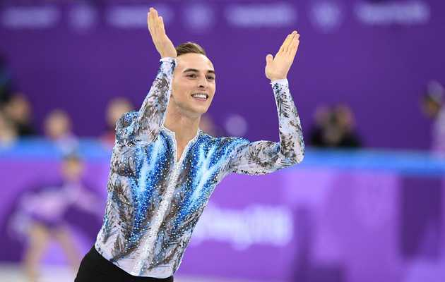 9 Reasons Why Adam Rippon Is America's Sweetheart