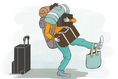 travel mistakes