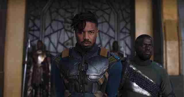Black Panther Michael B. Jordan