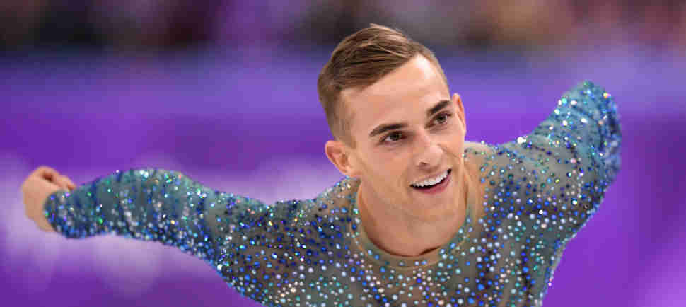 Adam Rippon Just Turned Down an NBC Olympics Correspondent Job