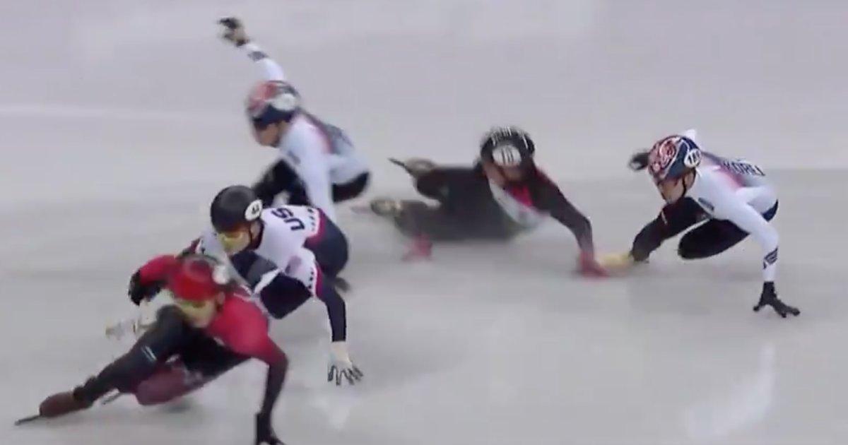 Winter Olympics 2018  John-Henry Krueger Breaks US Speed Skating Drought -  Thrillist f1a166c73