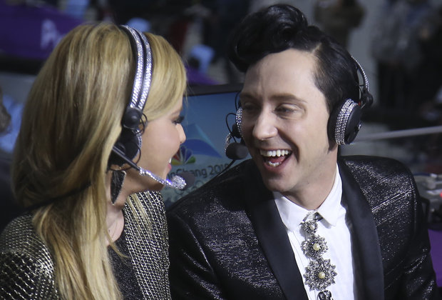 Johnny Weir's & Tara Lipinski's Most Savage, Hilarious Figure Skating Comments