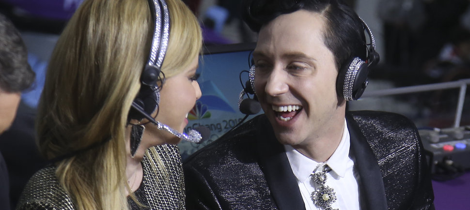Johnny Weir's & Tara Lipinski's Most Savage, Hilarious Figure Skating Comments (So Far)