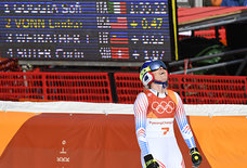 Lindsey Vonn Gives Emotional Interview, Wins Bronze in Final Olympic Downhill Race